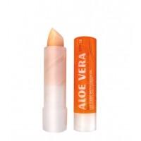 Aloe Excellence - Lip Care with Argan Oil SPF 10 Lippenpflegestift Lichtschutzfaktor 10 4g hergestellt auf Gran Canaria - LAGERWARE