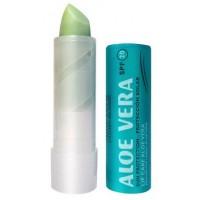 Aloe Excellence - Aloe Vera Lip Care SPF20 Lippenpflegestift Lichtschutzfaktor 20 4g hergestellt auf Gran Canaria - LAGERWARE