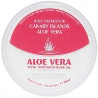 Aloe Excellence - Aloe Vera With Mosqueta Rose Oil Regenerative Creme 50ml Dose hergestellt auf Gran Canaria - LAGERWARE