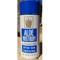 Aloe Nostrum by Raymond Werth - After Sun Emulsion Aloe Vera 150ml hergestellt auf Gran Canaria - LAGERWARE