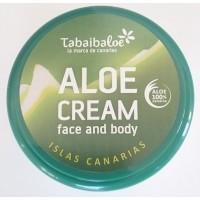 Tabaibaloe - Aloe Cream Face & Body Aloe Vera 50ml hergestellt auf Teneriffa - LAGERWARE