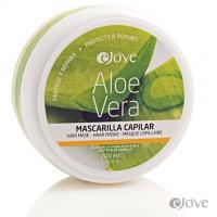 eJove - Aloe Vera Mascarilla Capilar Haar-Maske 200ml Dose hergestellt auf Gran Canaria - LAGERWARE