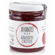 Ayanto - Mermelada de Cactus Kaktusfeigen-Marmelade 250g Glas hergestellt auf La Palma - LAGERWARE