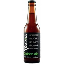 Tacoa - Golden Ale Cerveza Bier 4,5% Vol. Glasflasche 330ml hergestellt auf Teneriffa - LAGERWARE