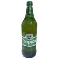 Tropical - Bier Cerveza Pilsen 4,7% Vol. 750ml Glasflasche hergestellt auf Gran Canaria - LAGERWARE