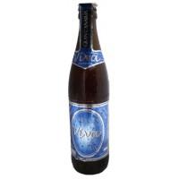 Viva - Cerveza de Trigo Hefe-Weizen kanarisches Bier 5% Vol. 500ml Glasflasche inkl. Pfand hergestellt auf Gran Canaria - LAGERWARE
