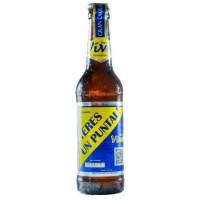 Viva - Rubia Cerveza kanarisches Bier 4,9% Vol. 330ml Glasflasche inkl. Pfand hergestellt auf Gran Canaria - LAGERWARE