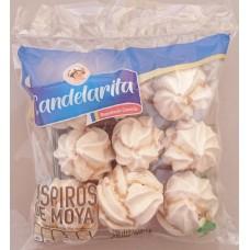 Candelarita - Suspiros de Moya 9 Stück 150g hergestellt auf Gran Canaria - LAGERWARE