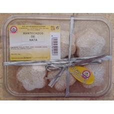 Dulceria Nublo - Mantecados de Nata 400g hergestellt auf Gran Canaria - LAGERWARE