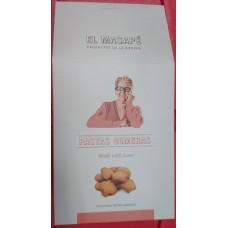 El Masapè - Pastas Gomeras Tipical Gomero Cookies 320g hergestellt auf La Gomera - LAGERWARE