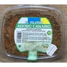 El Isleno - Adobo Canario Gewürzmischung 60g hergestellt auf Teneriffa - LAGERWARE