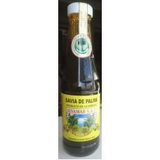 Alvamar S.A.T. - Miel de Palma Palmenhonig Palmensaft Flasche 305ml hergestellt auf La Gomera - LAGERWARE
