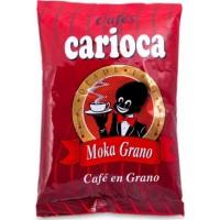 Carioca - Cafe Moka Molido Tueste Natural Röstkaffee gemahlen 375g Tüte hergestellt auf Teneriffa - LAGERWARE