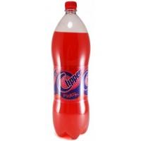 Clipper - Fresa Erdbeer-Limonade 1,5l PET-Flasche hergestellt auf Gran Canaria - LAGERWARE