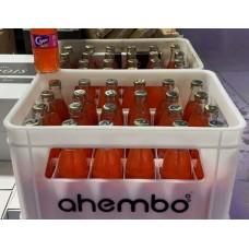 Clipper - Fresa Erdbeer-Limonade 24x 250ml Gastro-Glasflasche im Kasten inkl. Pfand hergestellt auf Gran Canaria - LAGERWARE