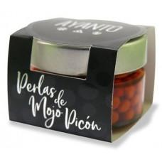 Ayanto - Perlas de Mojo Picon 50g Glas hergestellt auf La Palma - LAGERWARE