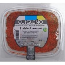 El Isleno - Caldo Canario kanarisches Suppengewürz Gewürzmischung  60g hergestellt auf Teneriffa - LAGERWARE