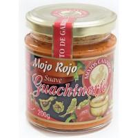 Guachinerfe - Mojo Palmero Suave kanarische Mojosauce mild 200g/235ml hergestellt auf Teneriffa - LAGERWARE