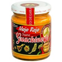 Guachinerfe - Mojo Rojo Suave rote milde Mojosauce 235ml hergestellt auf Teneriffa - LAGERWARE