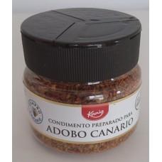 Kania - Mojo Adobo Canario Condimento Gewürzmischung getrocknet Streudose 75g hergestellt auf Teneriffa - LAGERWARE
