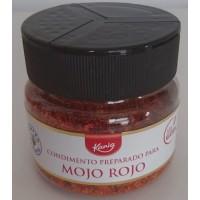 Kania - Mojo Rojo Condimento Gewürzmischung getrocknet Streudose 75g hergestellt auf Teneriffa - LAGERWARE