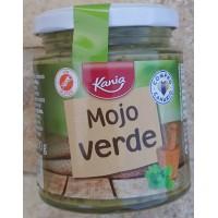 Kania - Mojo Verde kanarische Sauce 200g hergestellt auf Teneriffa - LAGERWARE