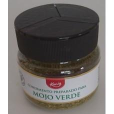Kania - Mojo Verde Condimento Gewürzmischung getrocknet Streudose 75g hergestellt auf Teneriffa - LAGERWARE