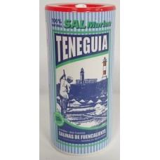 Sal Marina TENEGUIA - feines kanarisches Meersalz 250g Streuflasche hergestellt auf La Palma - LAGERWARE