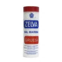 Zelva - Sal Marina Gruesa Meersalz Flasche 750g hergestellt auf Teneriffa - LAGERWARE