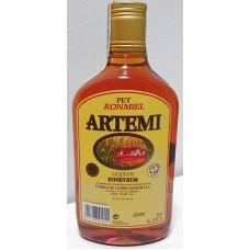 Artemi - Ronmiel Canario Ron Miel Honigrum 20% Vol. 500ml PET-Flasche hergestellt auf Gran Canaria - LAGERWARE