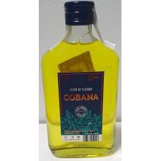 Cobana - Licor de Plátano Bananenlikör 350ml 30% Vol. Glasflasche hergestellt auf Teneriffa - LAGERWARE