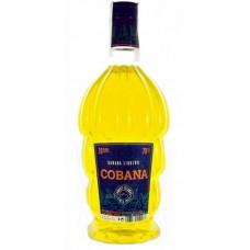 Cobana - Liqueur Banana Licor de Platano Bananenlikör 30% 700ml hergestellt auf Teneriffa - LAGERWARE
