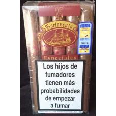 Barlovento - Puros Brevas Especiales 25 kanarische Zigarren einzelverpackt Kunststoffbox hergestellt auf Gran Canaria - LAGERWARE