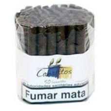 Canaritos - Senoritas Puros 50 Stück Zigarren hergestellt auf Teneriffa - LAGERWARE