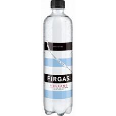 Firgas - Volcano Gas extra Agua Mineral Mineralwasser mit Kohlensäure 500ml PET-Flasche hergestellt auf Gran Canaria - LAGERWARE