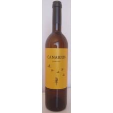 Canarius - Vino Blanco Seco Weißwein trocken 12,5% Vol. 750ml hergestellt auf Teneriffa - LAGERWARE