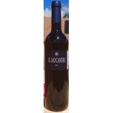 El Mocanero - Vino Tinto Rotwein trocken 13% Vol. 750ml hergestellt auf Teneriffa - LAGERWARE
