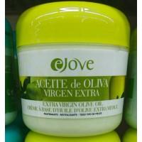 eJove - Aceite de Oliva Virgen Extra Körpercreme mit Olivenöl 300ml hergestellt auf Gran Canaria - LAGERWARE