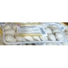 Dulceria Nublo - Almendras Rellenas mandelförmige Oblaten mit Mandelcreme 200g hergestellt auf Gran Canaria - LAGERWARE