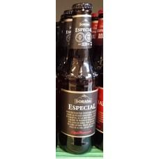 Dorada - Especial Original Extra Cerveza Bier 5,7% Vol. 250ml Glasflasche hergestellt auf Teneriffa - LAGERWARE