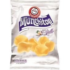 Matutano - Munchitos Chips Ajillo 70g hergestellt auf Gran Canaria - LAGERWARE