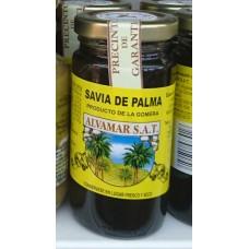 Alvamar S.A.T. - Miel de Palma Palmenhonig Palmensaft Glas 150ml hergestellt auf La Gomera - LAGERWARE