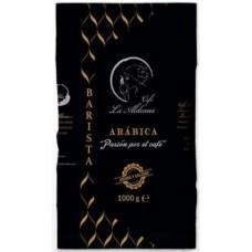 Cafe la Aldeana - Barista Cafe en Grano Arabica Bohnenkaffee geröstet 1kg Tüte hergestellt auf Gran Canaria - LAGERWARE