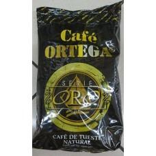 Cafe Ortega - Serie Oro Cafe de Tueste Natural Bohnenkaffee gemahlen Tüte 1 kg hergestellt auf Gran Canaria - LAGERWARE