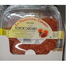 La Tradicional Canaria - Flor de Cartamo 10g hergestellt auf Teneriffa - LAGERWARE