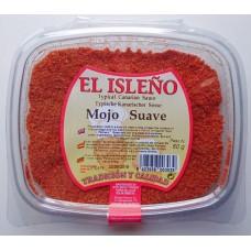 El Isleno - Mojo Suave Gewürzmischung 60g hergestellt auf Teneriffa - LAGERWARE
