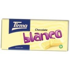 Tirma - Chocolate blanco weiße Schokolade 150g hergestellt auf Gran Canaria - LAGERWARE