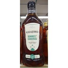 Guajiro - Ron Miel Ronmiel de Canarias kanarischer Honigrum 30% Vol. 500ml PET-Flasche hergestellt auf Teneriffa - LAGERWARE