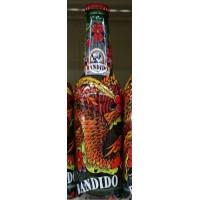 Tropical - Bandido Cerveza & Tequila Bier 5,9% Vol. 330ml Glasflasche hergestellt auf Gran Canaria - LAGERWARE
