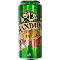 Tropical - Bandido Cerveza & Tequila Bier Dose 500ml hergestellt auf Gran Canaria - LAGERWARE
